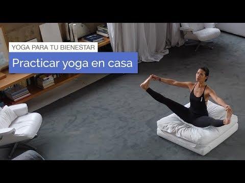 Consejos de yoga: Cómo empezar el Yoga en casa