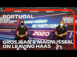 Grosjean And Magnussen To Leave Haas | Full Reaction | 2020 Portuguese Grand Prix