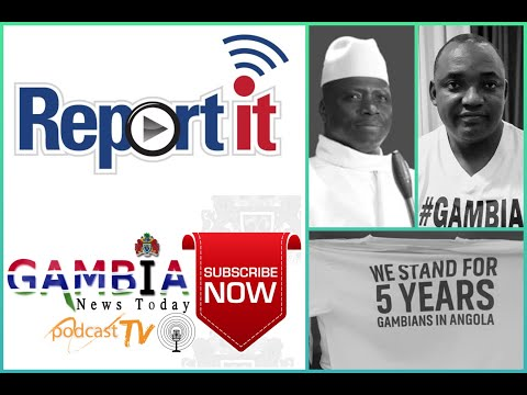 GAMBIA REPORTS 10TH JANUARY 2020