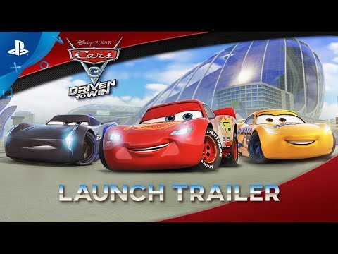 Cars 3  Driven to Win Game   PS4   PlayStation Cars 3  Driven to Win Trailer