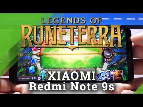Legends of Runeterra Performance Test on Xiaomi Redmi Note 9s - Gameplay