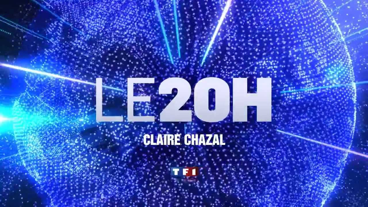 The channel was a public network until 1987, when the. Générique JT TF1 LE20H (FICTIF) - YouTube