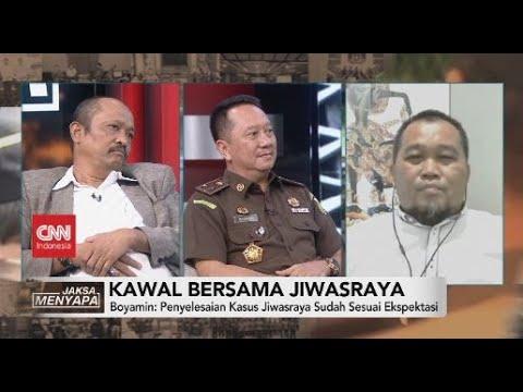 Kawal Bersama Jiwasraya - Jaksa Menyapa