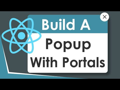 Learn React Portal In 12 Minutes By Building A Modal