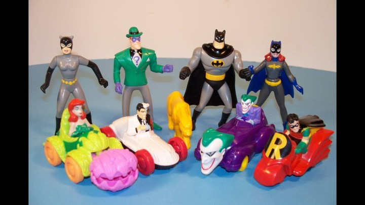 Mcdonalds Happy Meal Toys This Week 47