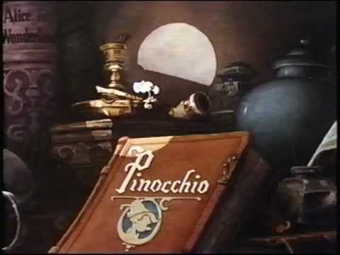 Opening To Pinocchio 1986 VHS YouTube