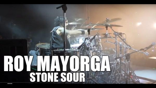 Stone Sour (Roy Mayorga) - Gone Sovereign, Absolute Zero ...