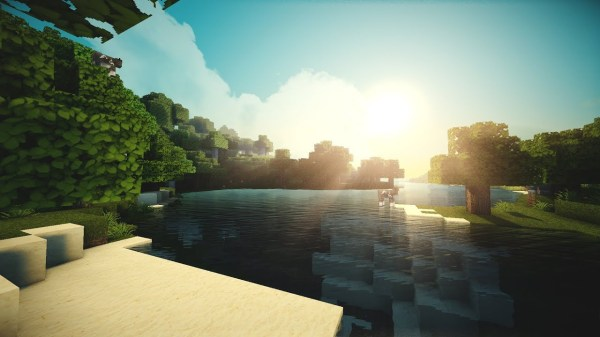 Minecraft HD EXTREME BEAUTIFUL GRAPHICS AMBIENT PACK 1
