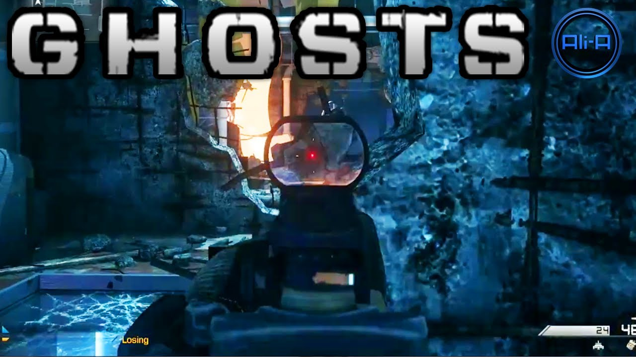 Call Of Duty Ghosts FREE FALL Multiplayer Trailer