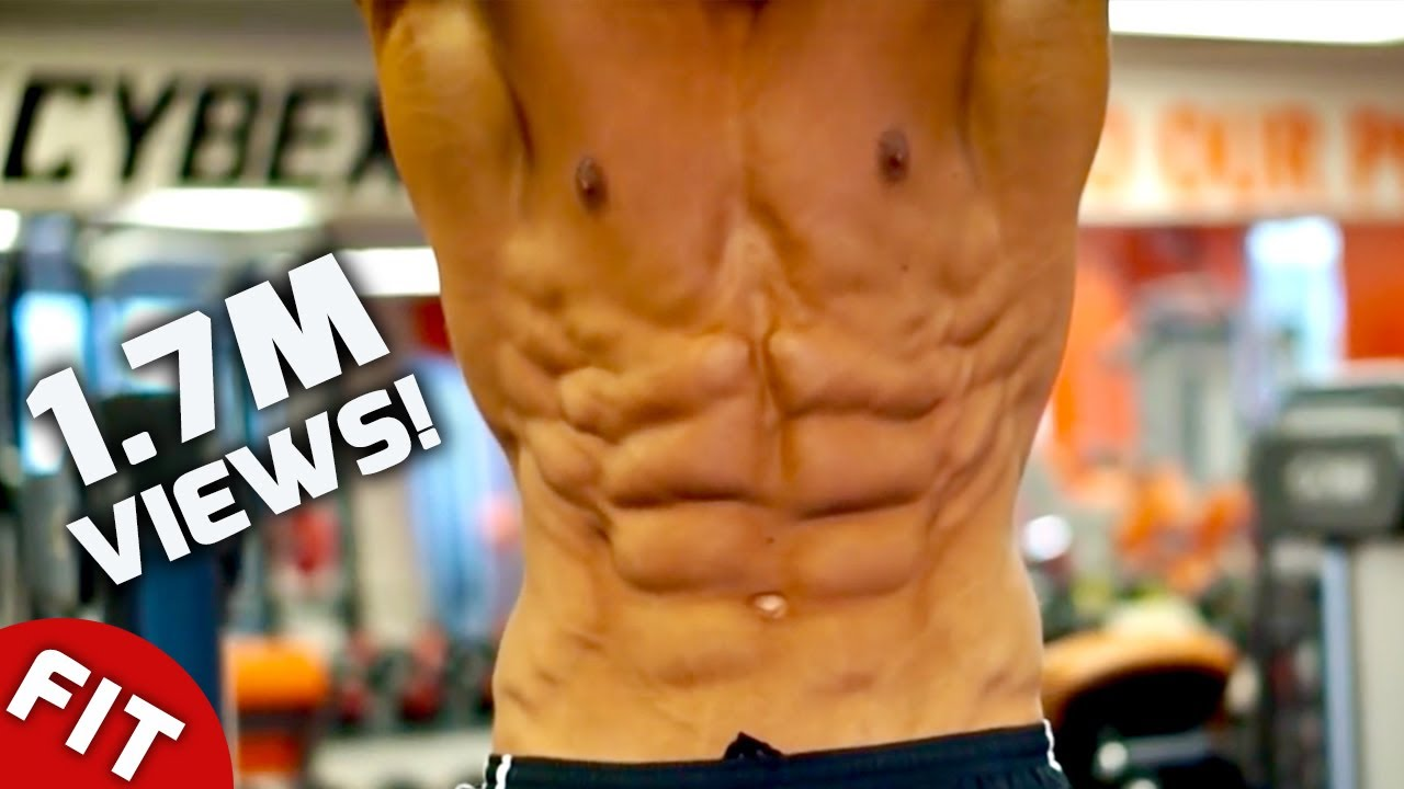 3d Abs With The Great Dane Youtube
