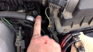 How To Clean The Battery Ground Connection On A Car  Ford Focus  YouTube