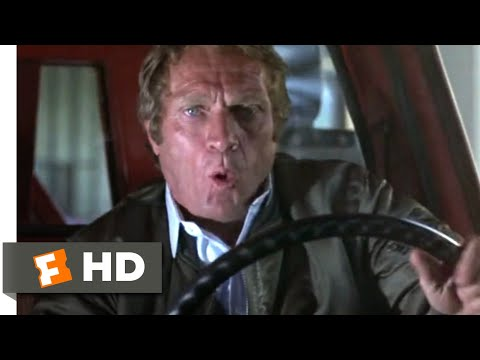 The Hunter (1980) - Parking Garage Chase Scene (8/10) | Movieclips