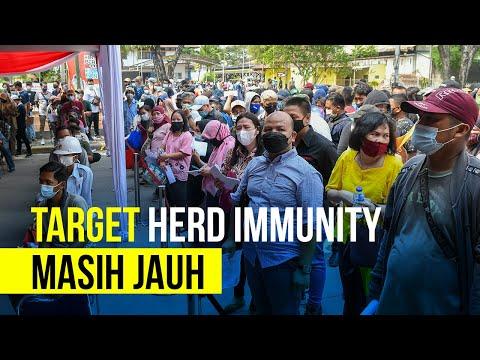Target Herd Immunity Masih Jauh, Bisa Dipercepat?