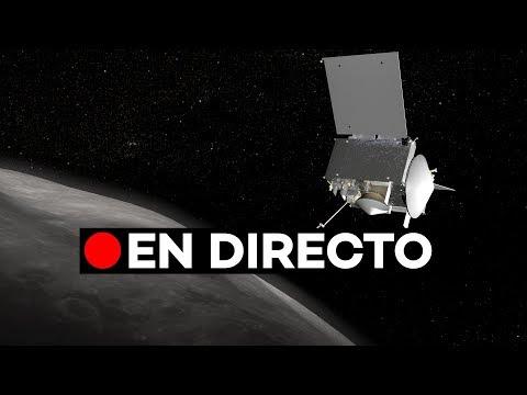 EN DIRECTO: La sonda Osiris-Rex aterriza en el asteroide Bennu