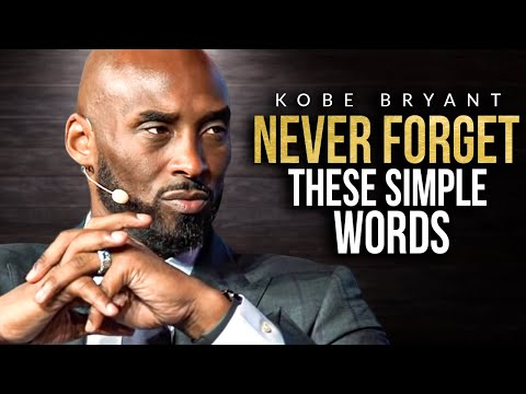 The Most Inspiring Speech: Legacy Of A Legend | Kobe Bryant