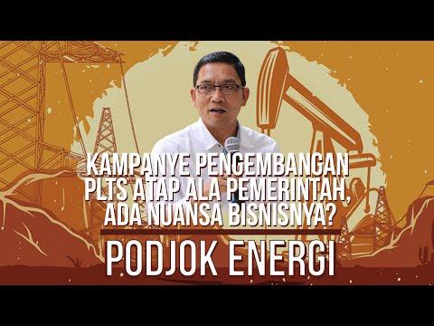 Strategi Pengembangan PLTS Atap, Sarat Nuansa Bisnis? Feat. Dirjen EBTKE Dadan Kusdiana