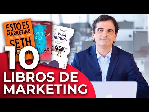10 Libros de Marketing para ser Mejor Profesional