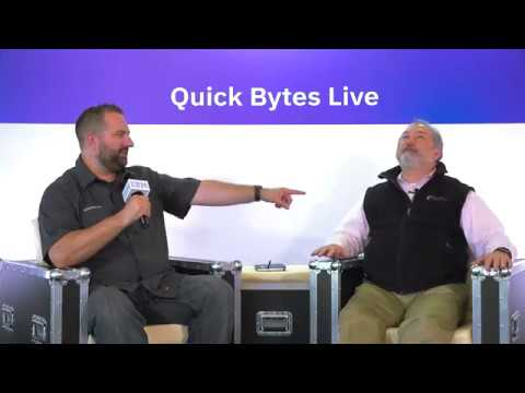 Quick Bytes Live with Ray Miciek of Aquitas Solutions
