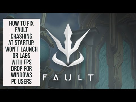 How to Fix Fault Crashing at Startup, Won't launch, or lag With FPS drop in PC