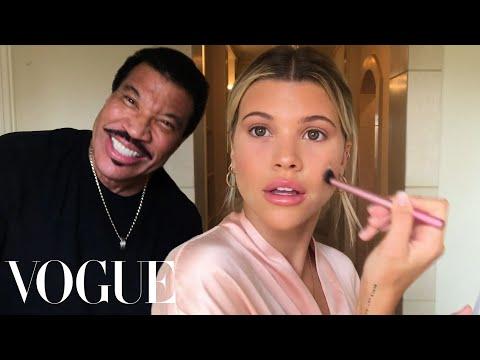 Sofia Richie's Guide to Sensitive Skin-Care | Beauty Secrets | Vogue