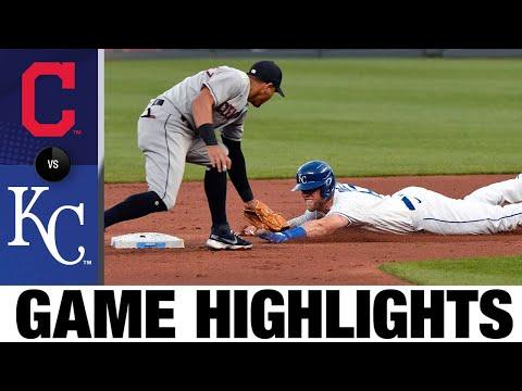 Indians vs. Royals Full Game Highlights (5/4/21)   MLB Highlights
