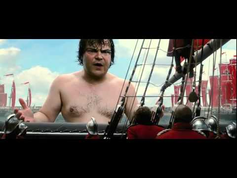 Gulliver's Travels Featurette - Armada - YouTube