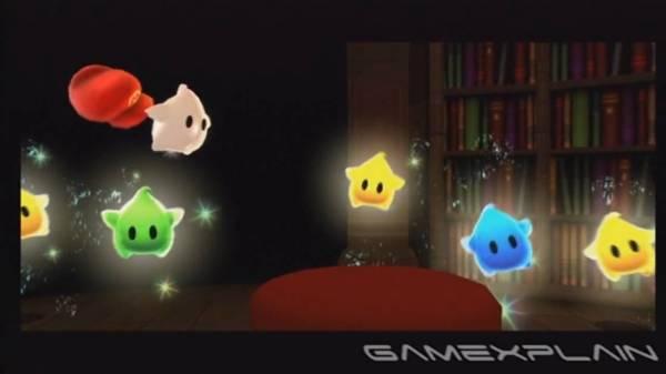 Super Mario Galaxy 2 120 Star Ending (Spoilers!) - YouTube