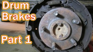 DIY Ford Ranger Drum Brake Replacement  How to Replace Rear Drum Brake Shoes & Wheel Cylinder