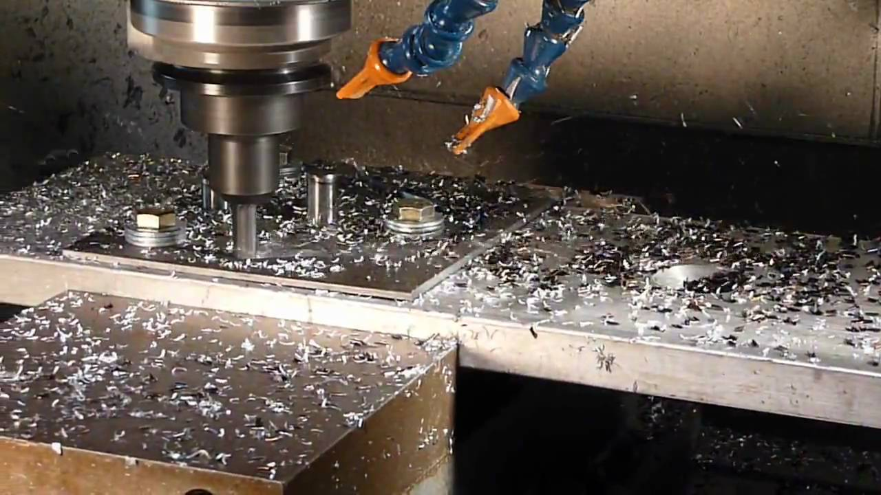 Cnc Machine Tool Endmill Crash Oops Wait For It Youtube