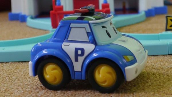 Мультфильм из игрушечных машинок: Робокар Поли: Первая ...