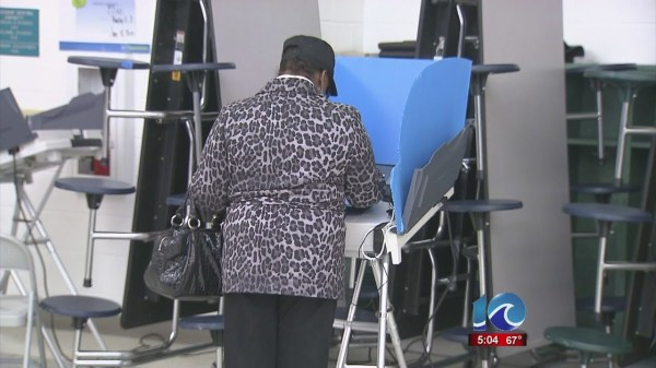 Anita Blanton reports on voter registration controversy ...