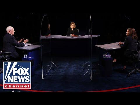 Fox News' expert panel breaks down Pence, Harris debate performance
