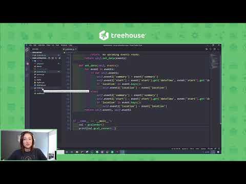 Building a Home Automation App with a Calendar Integration with Megan Amendola
