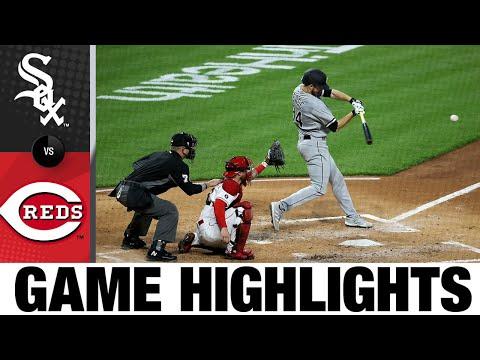 White Sox vs. Reds Full Game Highlights (5/4/21)   MLB Highlights
