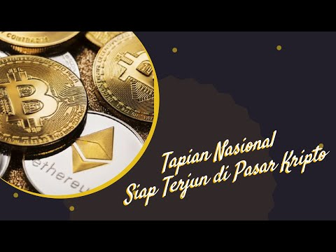 Tapian Nasional Siap Terjun di Pasar Kripto