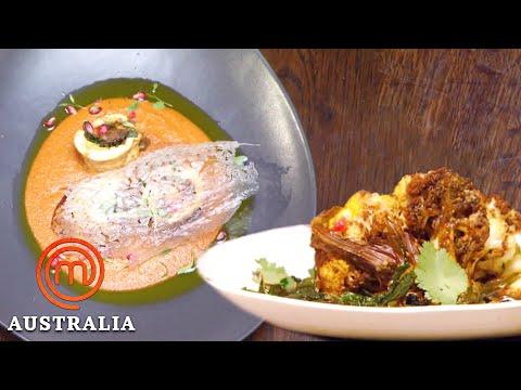 Best Indian Cuisine Dishes | MasterChef Australia | MasterChef World