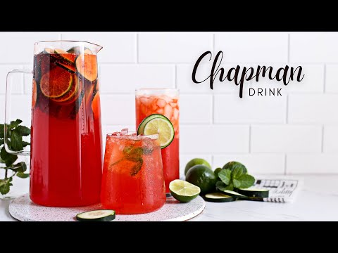 How to make CHAPMAN DRINK