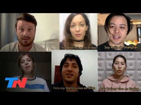 Coronavirus: los argentinos aislados serán repatriados