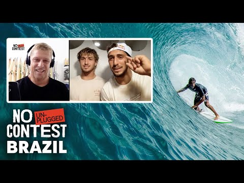 Mick, Ashton & The Chianca Bros. Talk World Titles And The Brazilian Storm  | No Contest Unplugged