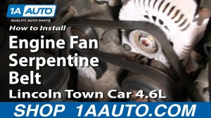 Service manual [How To Remove Fan From A 2004 Lincoln Aviator]  Gen 1 00 02 Cooling Fan Removal