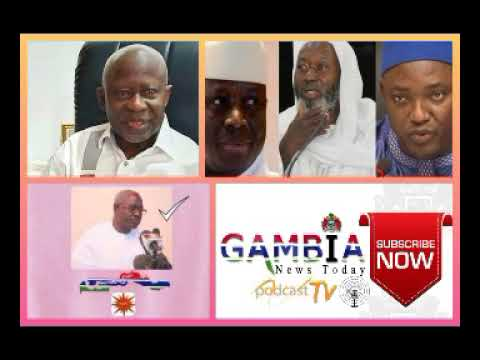 GAMBIA NEWS TODAY 16TH APRIL