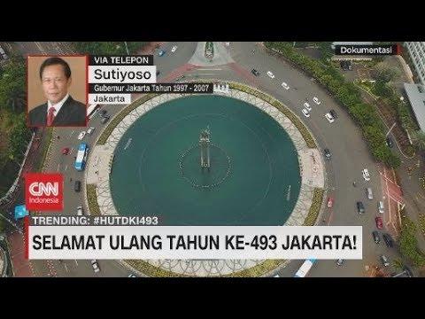 Ulang Tahun Jakarta di Mata Sutiyoso