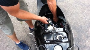 My scooter has no spark how to fix gy6 chinese scooter 139qmb qmb139 50cc 150cc  YouTube