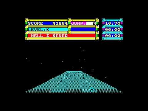 Trailblazer de ZX Spectrum...