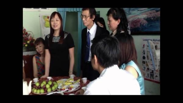 Lễ dạm ngõ của Pu&Hana - YouTube
