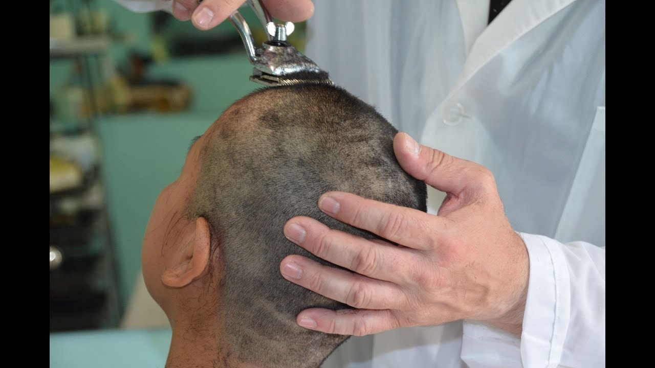 Full Head Hand Clippers Shave YouTube