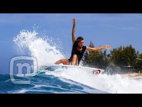 Alana Blanchard Oahu Surfing & Sports Illustrated Swimsuit ...