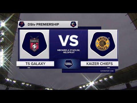 DStv Premiership   TS Galaxy v Kaizer Chiefs   Highlights
