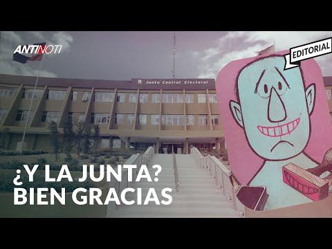 ¿Y La Junta Central Electoral? Bien Gracias [Editorial]   El Antinoti