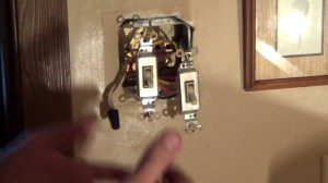 How to Wire a Double Switch  Light Switch Wiring